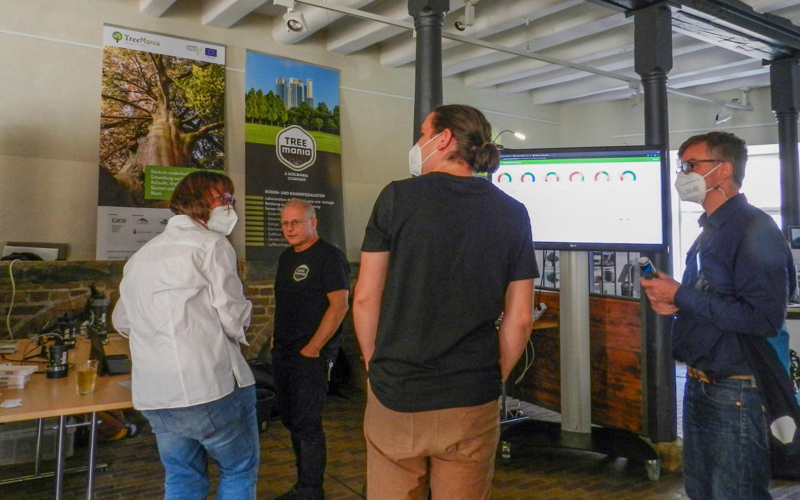 "TreeMania-Partner bei ""Baumpraxis""-Veranstaltung"